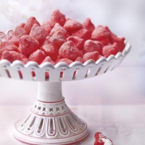 Recette bonbon Haribo, fraise Tagada