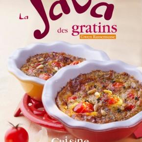Recette cuisine gratin, La Java des gratins