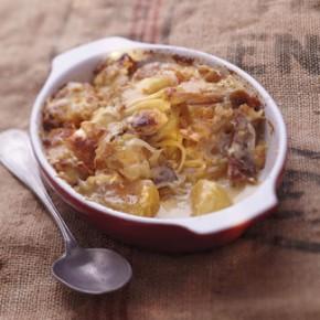Recette cuisine gratin,tartiflette
