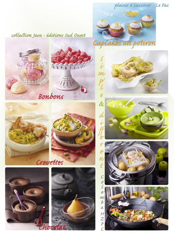 studio photo culinaire paris exemples