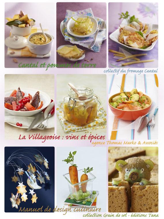 photographie culinaire paris exemples, Gwen Rassemusse