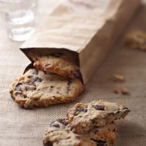 Recette facile de cookies allégés à l'okara