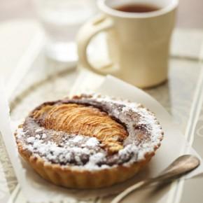Recette de tarte aux poires Bourdaloue Nutella ®