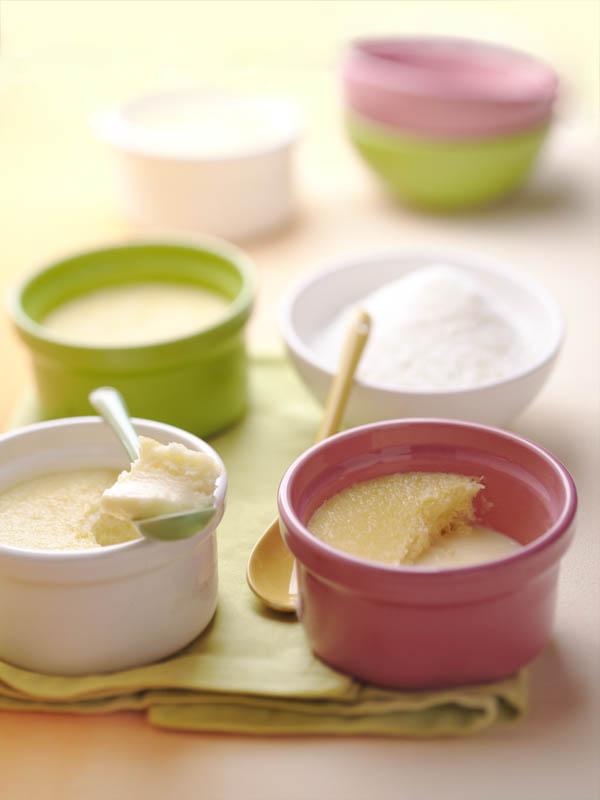 recette de flan à la noix de coco