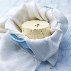 Tofu fait maison, lait de soja et nigari