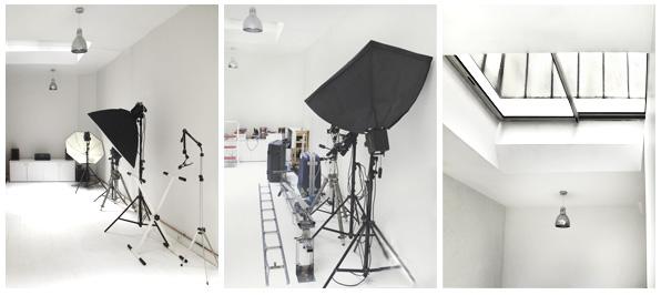 location studio photo culinaire paris