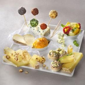Création culinaire et fromages AOP d'Auvergne