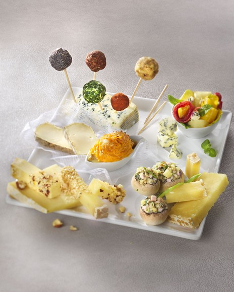 fromages Auvergne S'cuiz in
