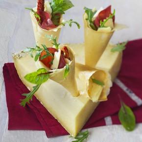 Design culinaire, socle naturel de pâte dure