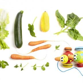 Diversification alimentaire, les légumes