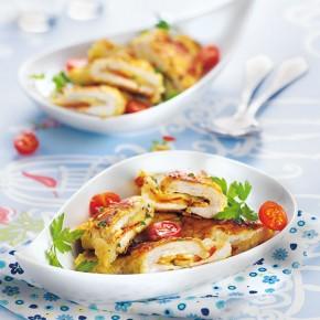 Cordons-bleus revisités, photographe culinaire S'cuiz in.
