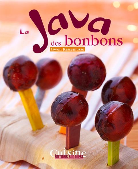 Livre La Java des bonbons, Gwen Rassemusse