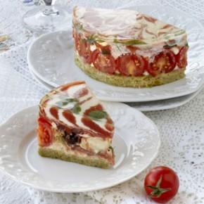 Design culinaire - Tomatier marbré