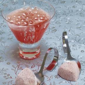 recette moleculaire de cocktail effervescent