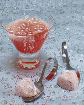 Cuisine moleculaire pastille effervescente photographe culinaire - Cocktail cuisine moleculaire ...
