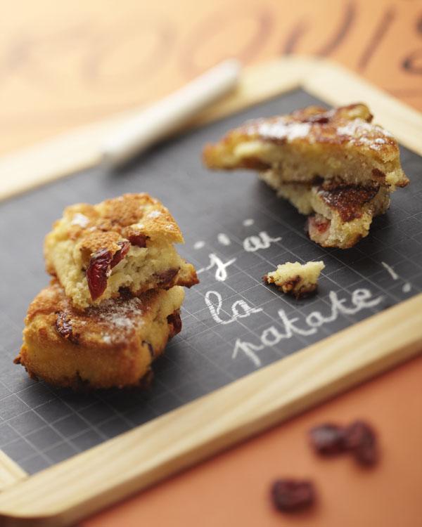 Photographie culinaire : galettes et cake de pommes de terre sucrée