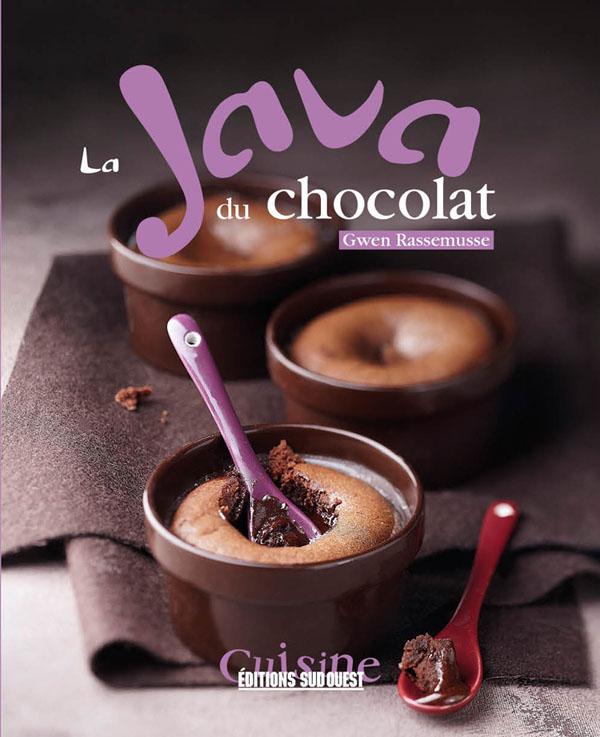 Livre La Java du chocolat, Gwen Rassemusse, éditions Sud Ouest