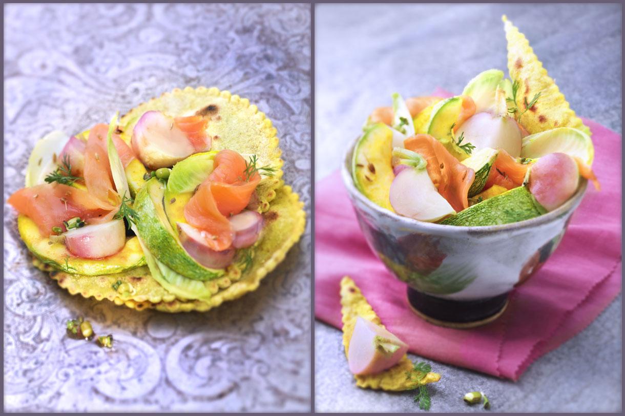 Photograpie culinaire : recette rapide pate à tout faire