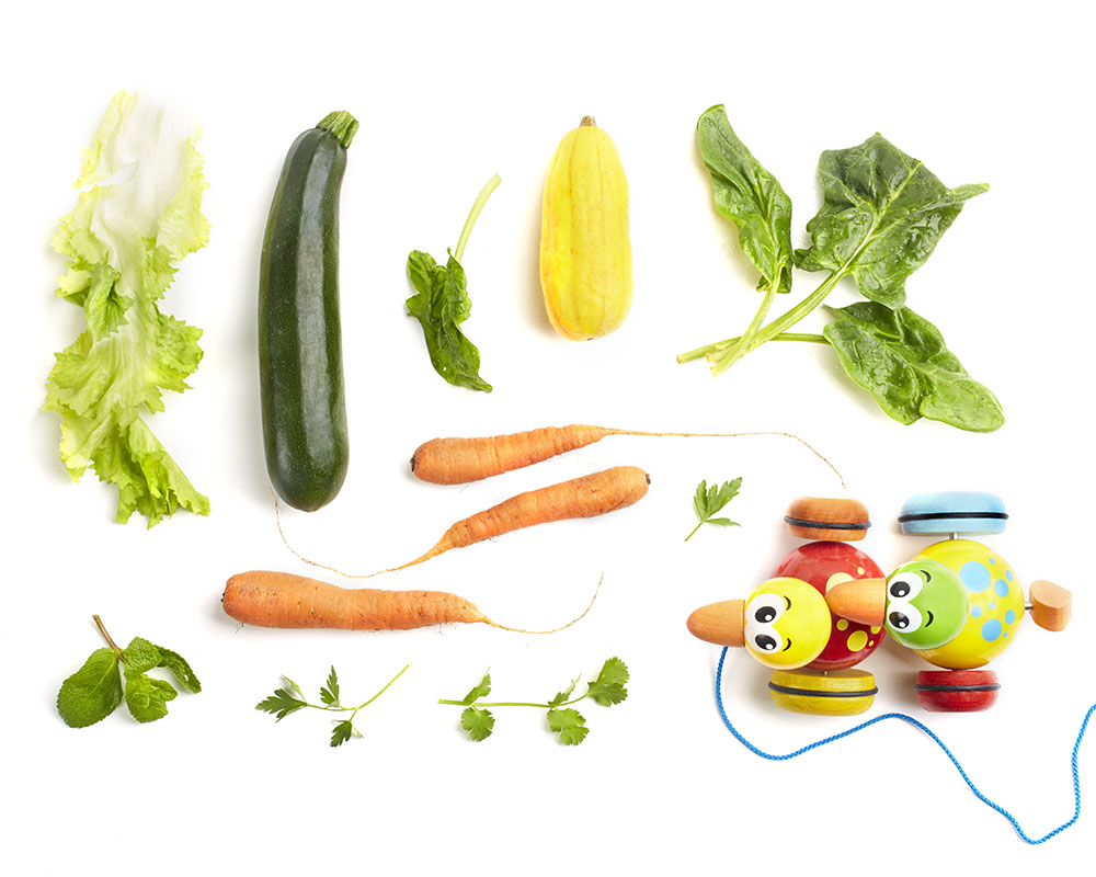 photographie culinaire : diversification alimentaire