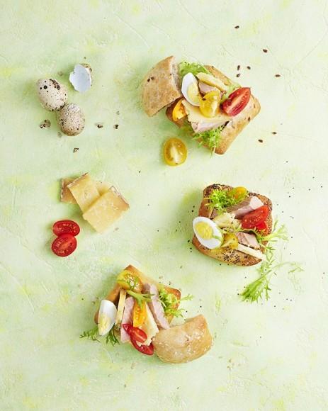 Stylisme culinaire et Cantal