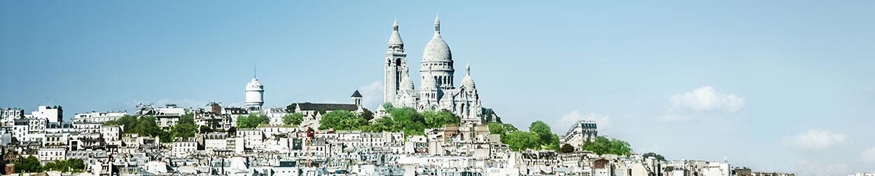 Photographie bandeau Montmartre