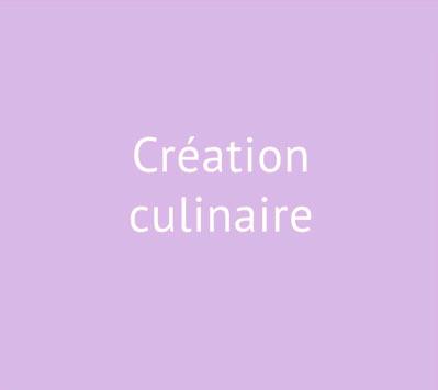 icône Création culinaire