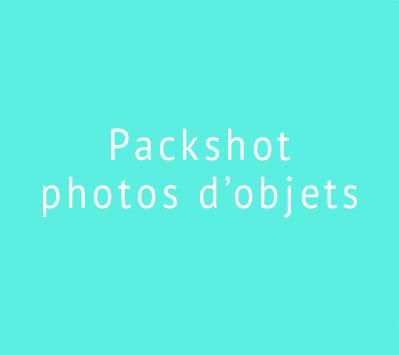 icône packshot photo d'objet