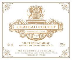 logo Château Coutet