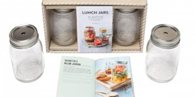Coffret Lunch Jars