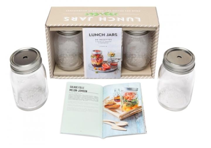 Coffret Lunch Jars